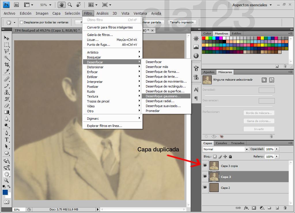 [b]Reparar una foto vieja - Tutorial de Photoshop[/b]