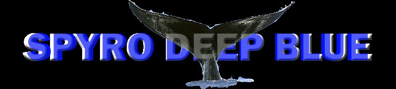 SPYRO DEEP BLUE