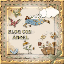 Premio al BLOG CON ANGEL