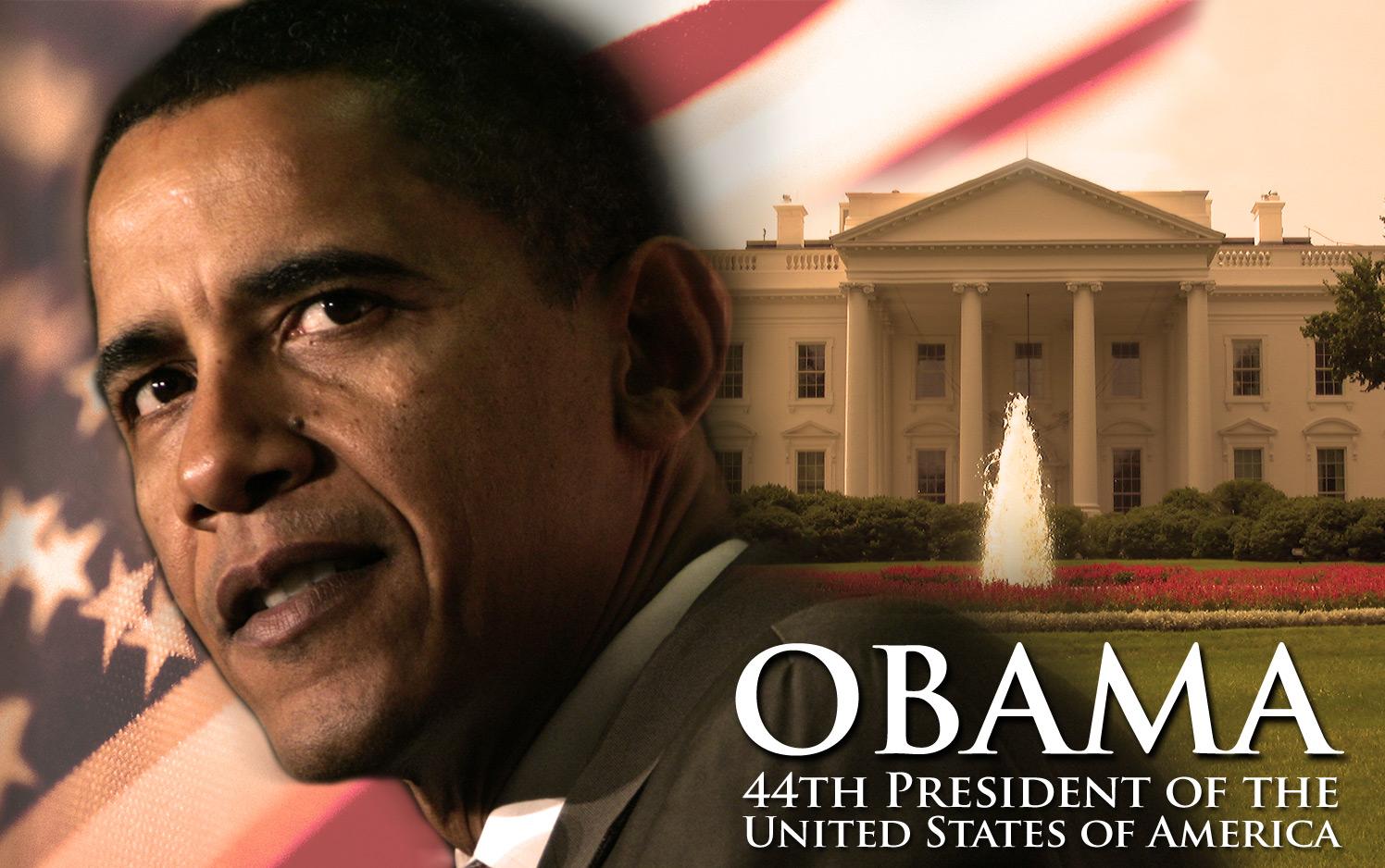 Barack Obama to be America's first black president
