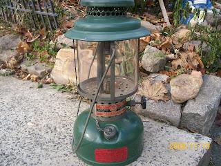 american gas machine company lantern model 2572