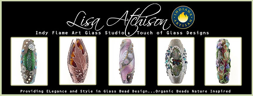 Lisa Atchison - Touch of Glass Designs