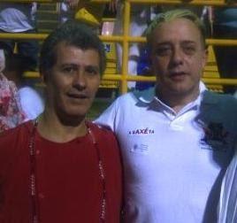 Festa de Ogum no Ibirapuera