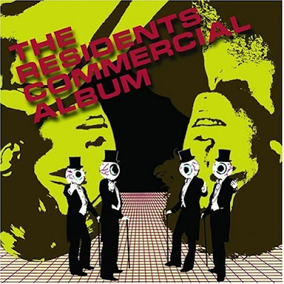 the residents - the commercial album (1980)