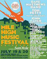 milehigh A Heady Few Weeks for Festival Crashers...