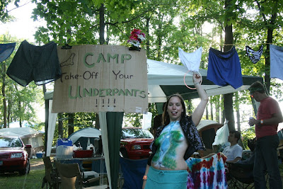 camptakeoffyourunderpants Camp No Underpants