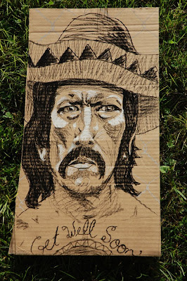 Corrugated: Danny Trejo