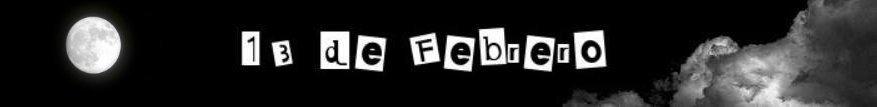 13 de Febrero