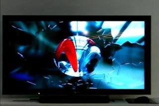televisor 3d philips