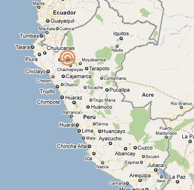 temblor en amazonas
