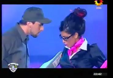 silvina escudero showmatch