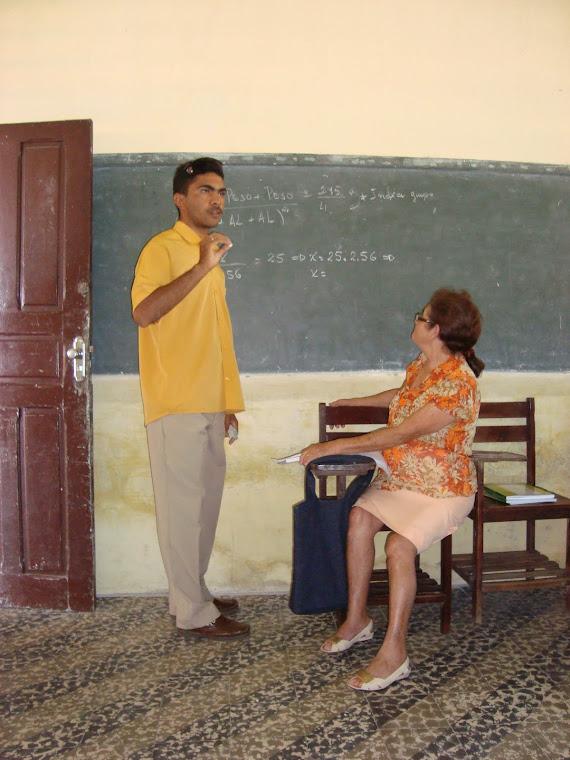 Professores Cursistas de Matemática