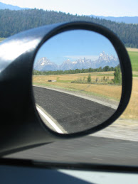 Tetons in the Rearview