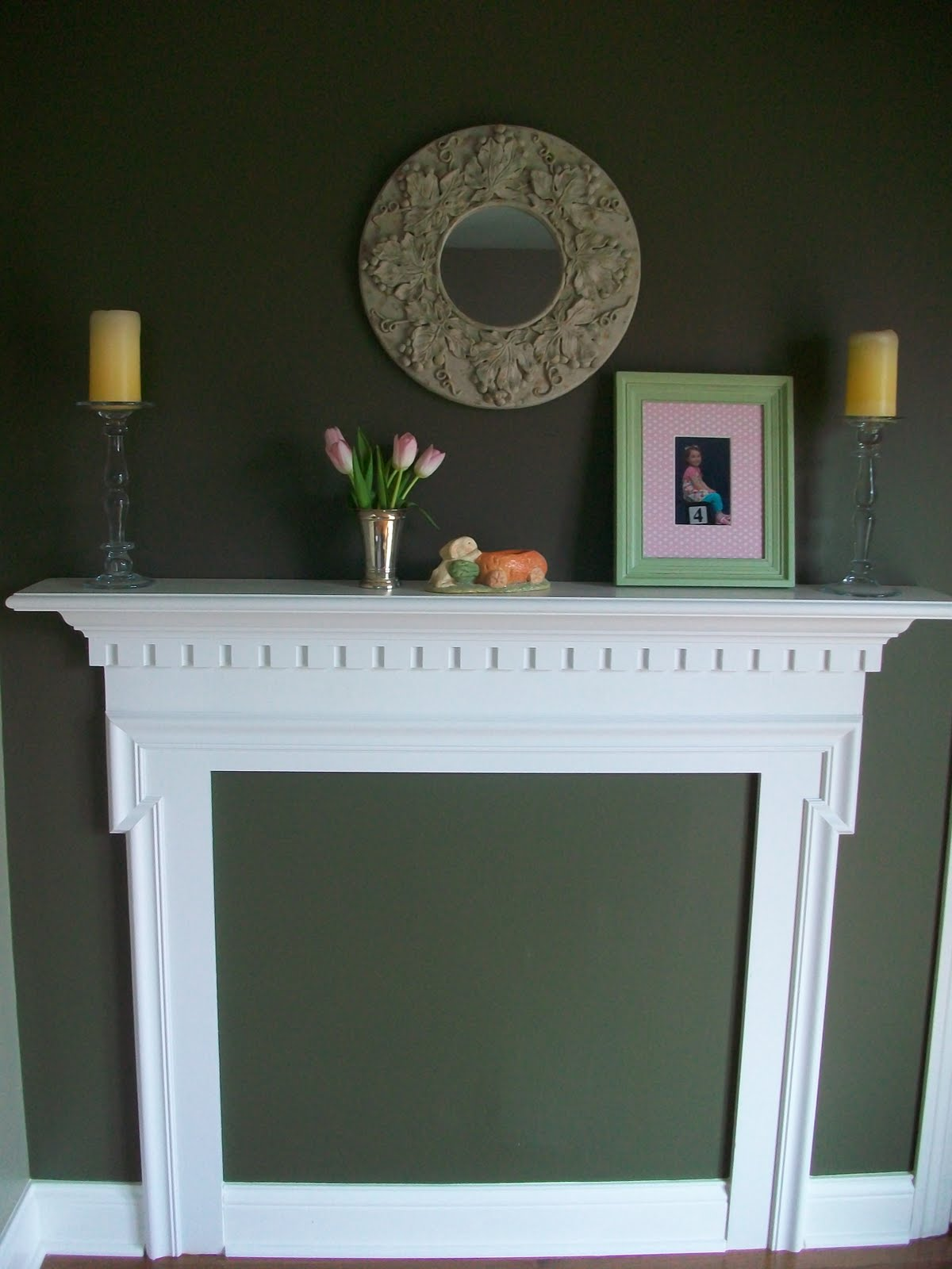 Mantle Without Fireplace Sixty Fifth Avenue Faux Mantle