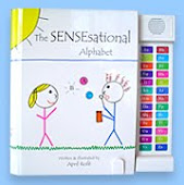 The SENSEsational Alphabet  -IN STORE -$30.00