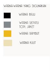 Warna Karakter