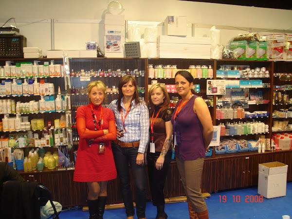 Targi Polfryz-Poznań ARENA 2008