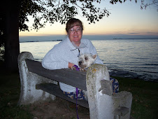 Jeri & Lincoln at Lake Ontario