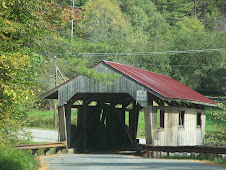 One of many Covered Bridges in VT!