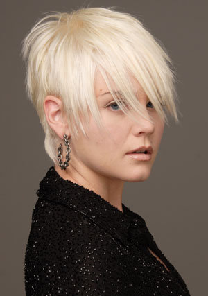 crazy hairstyles for girls with short. Punk Hairstyles For Girls.