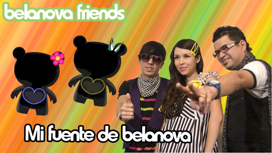 belanova friends