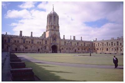 Oxford University (Von Wolfgang Steiner)