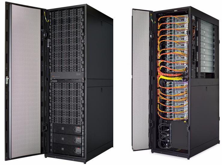 Blog du DS45: Architecture IBM XIV : petite mise au point ..