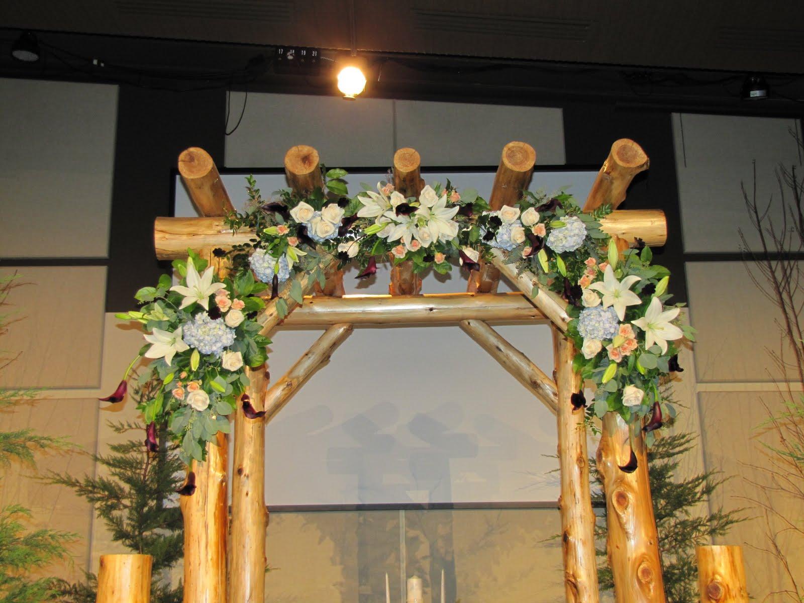 The Backyard Gardener Western Theme Wedding