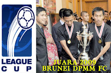 Congrates..The League Cup 2009 Champion
