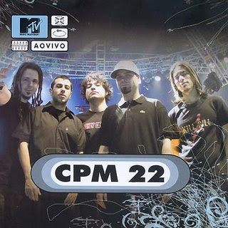CPM22 – MTV Ao Vivo