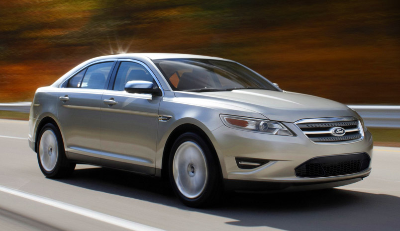 Ford Taurus X Crossover Suv. The 2010 Ford Taurus X engine