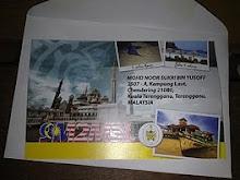 My QSL Card