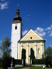 Župna crkva sv. Ivana Krstitelja - Rečica