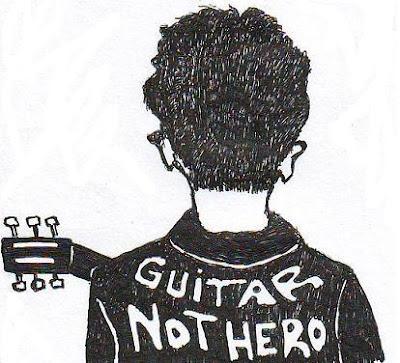 scott macintyre, guitar, cartoon