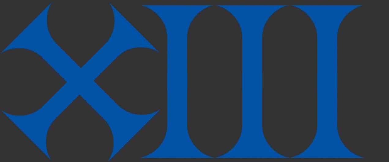 XIII logo pngXiii Logo