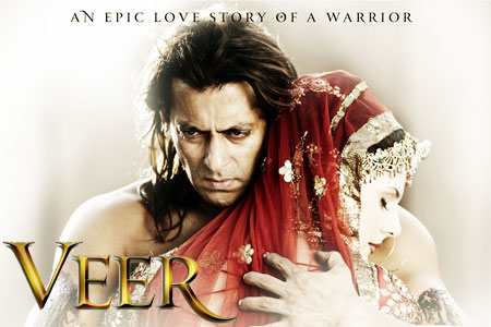 zarine khan in veer movie. hairstyles tattoo Veer Movie Wallpaper zarine khan in veer movie.
