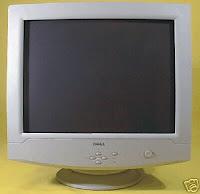 Monitor Dell M781