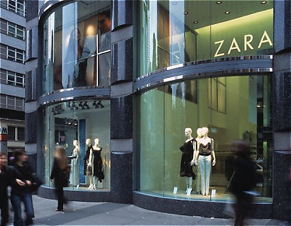 468 Retail and Channel Management Blog: ZARA: a global giant