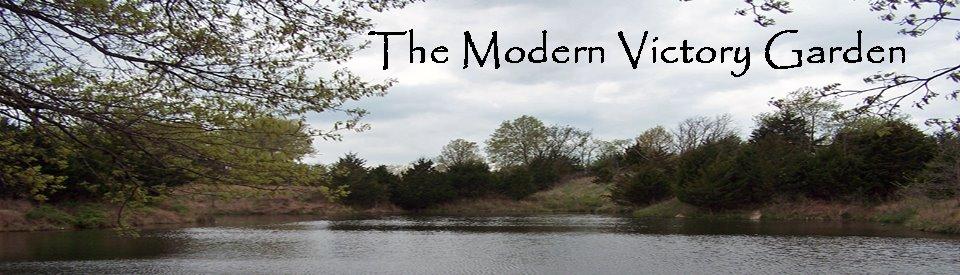 The Modern Victory Garden