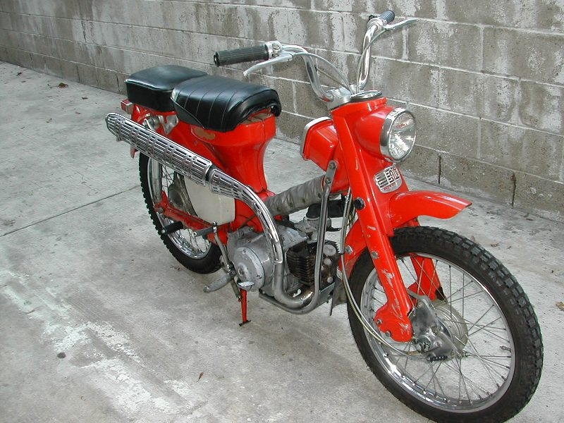 1963 Trail 90 - sold