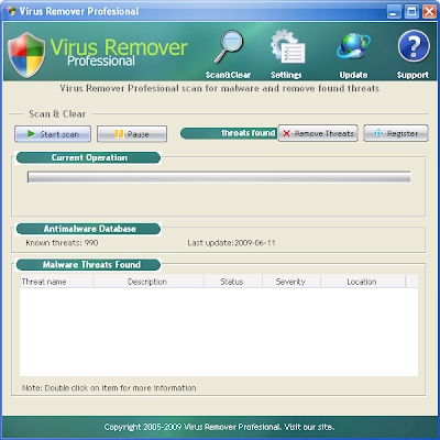 free spyware removal progams: