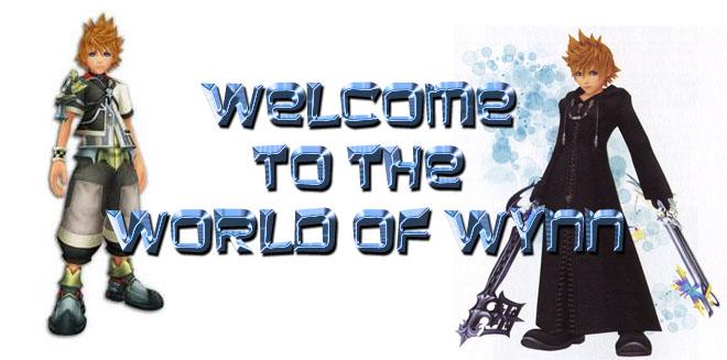 Wynn @ Real World; ChinWynn.com @ World Wide Web