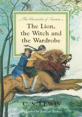 Reagan Reads 5-8: The Lion, the Witch, and the Wardrobe