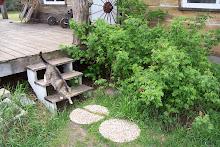 My Backwoods Crazy Quilt Blog
