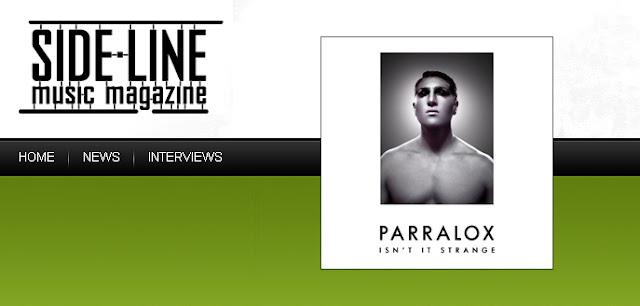 Side-Line reviews Parralox - Isn't It Strange (CD)