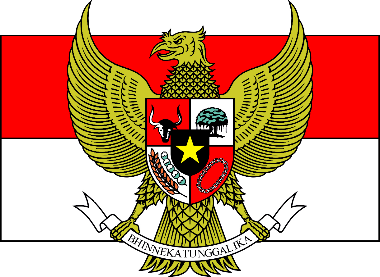 Gambar Garuda Pancasila Indonesia