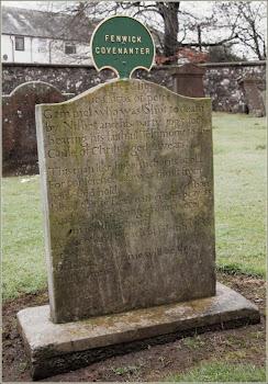 Fenwick Churchyard