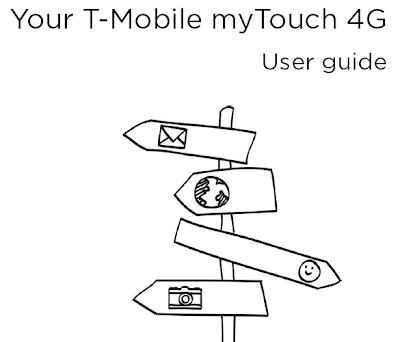 myTouch 4G User Manual
