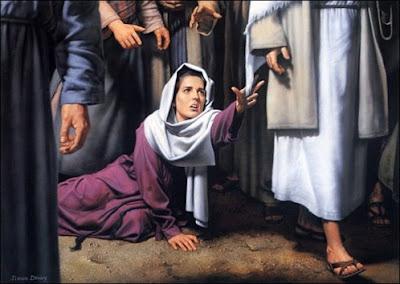 Evangelio 1 de Febrero de 2011 Hemorroisa