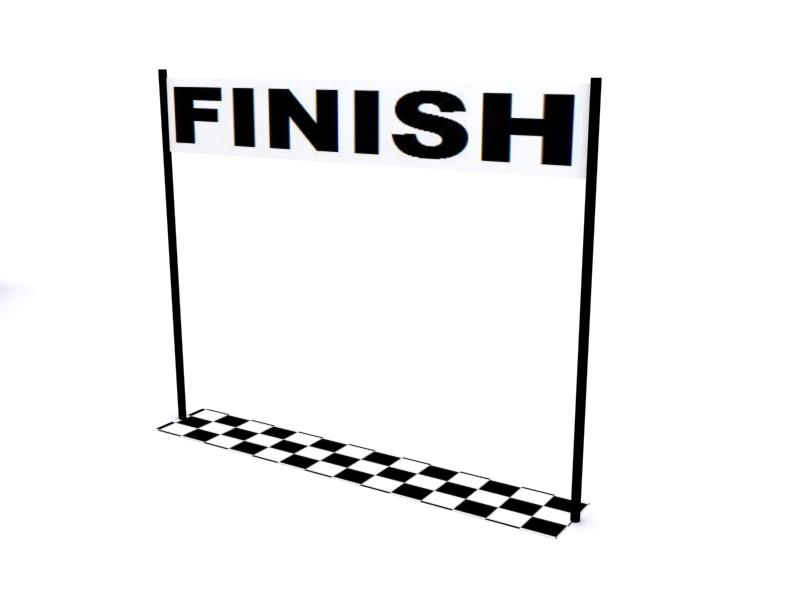 Back > Gallery For > Finish Line Ahead Clip Art